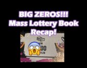 BIG WIN!!! BIG ZEROS!!! Massachusetts book Summary!!!