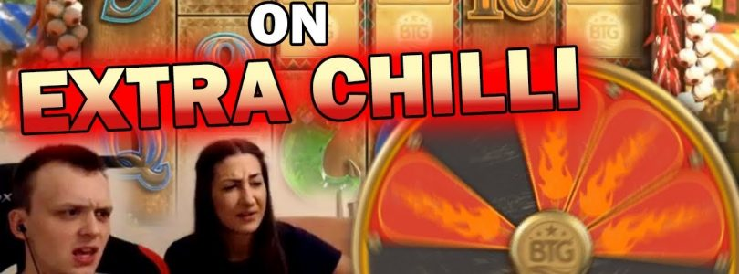 MEGA BIG WIN on Extra Chilli Buy!