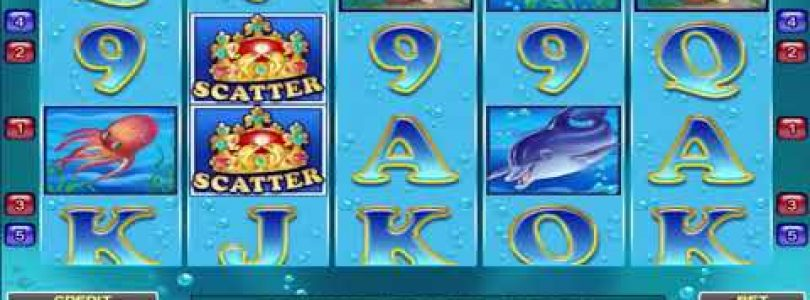 €700 Win On Blue Dolphin Slot Machine — 30 Bonus Spin!!