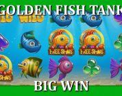 BIG WIN ON GOLDEN FISH TANK!!