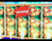 SPARKLING NIGHTLIFE BIG WIN! | SLOTS with ED — Twin River CASINO RI