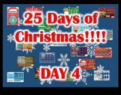 OMG! BIG WIN!!! 25 Days of Christmas…Day 4 Shocker!!