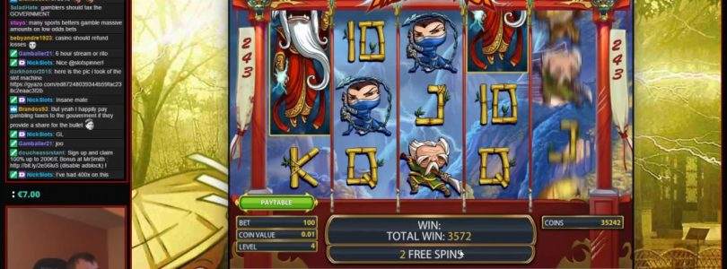 Thunderfist — Super Big Win in Freespins!