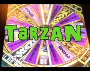 BIG WIN on Tarzan — a Slot Machine Bonus at Max Bet ~ Aristocrat