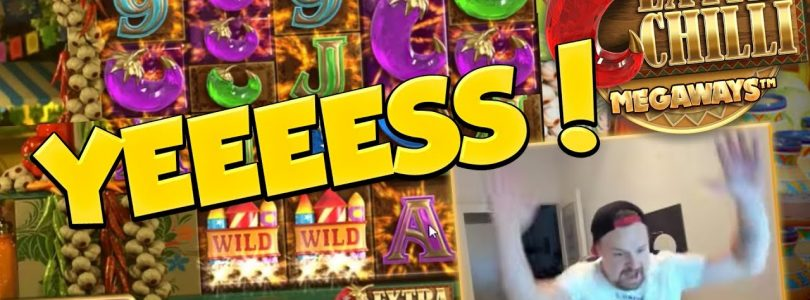 BIG WIN!!! Extra Chilli Huge win — RIP EARS WARNING — Casino Games — free spins (Online slots)