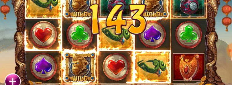 golden monchey big bet big win gambling online casino