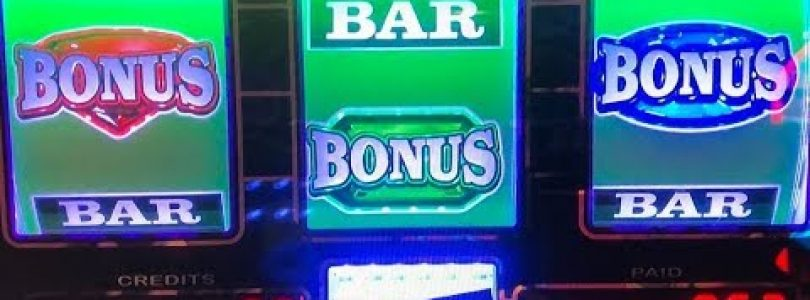 Big WIn★10 Times Pay Slot & Smokin 7's Slot (Dollar Slot Machine) San Manuel Casino, Akafujislot