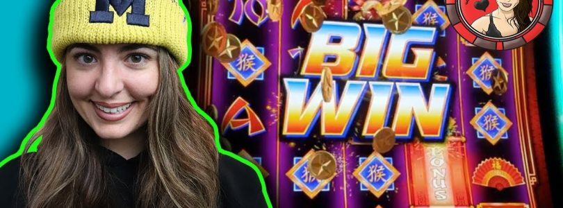 BIG Win on Quick Hits Slot Machine at Wynn Las Vegas