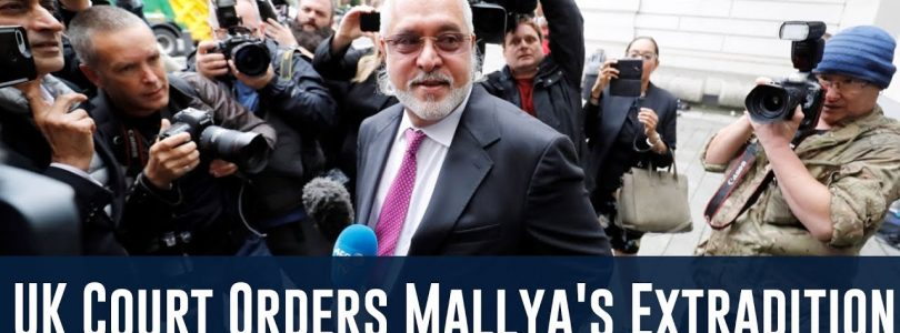 Big Win For Modi Government As UK Court Orders Mallya's Extradition