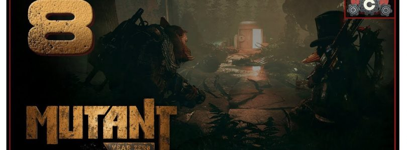 Let's Play Mutant Year Zero: Road to Eden With CohhCarnage — Episode 8