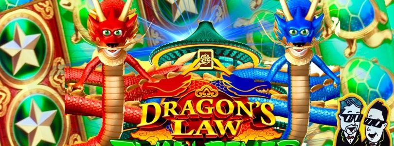 RARE BIG WIN★DRAGONS LAW TWIN FEVER $$$ BOTH DRAGONS PERFECT LAND★NAILED IT★CASINO GAMBLING