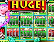 MEGA BIG WIN!! ★ I GOT THE UNICOW IN THE BONUS!!! ★ ON MY BIRTHDAY! ★ & A FULL SCREEN! ★ BRENT SLOTS