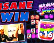 INSANE WIN on Jammin Jars' Slot — £2 Bet