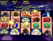 BIG WIN SLOT MACHINE AT SAN MANUEL INDIAN CASINO 06/04/2016