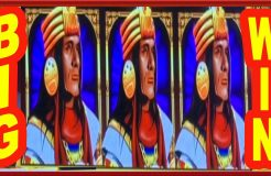 ** BIG WIN ON AINSWORTH DOLLAR CHEIF ** SLOT LOVER **