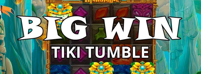 BIG WIN — TIKI TUMBLE — PUSH GAMING