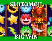 BIG WIN ON SLOTOMOJI WITH 5€ BET!