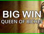 BIG WIN ON QUEEN OF RICHES — BIG TIME GAMING