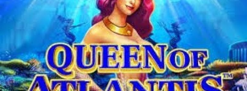 Queen of Atlantis BIG WIN — Huge win on Casino Games — free spins (Online Casino)