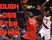 Tough Loss After BIG WIN — Breaking DOWN the Raptors Games vs BLAZERS and WARRIORS