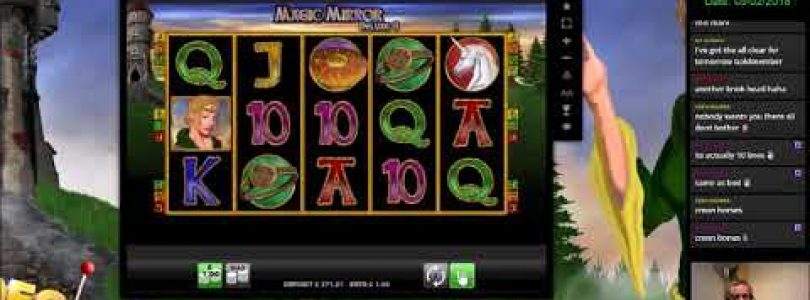 Bonanza and Magic Mirror Deluxe II Big Wins | Various | Videoslots Casino
