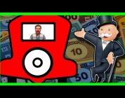 RARE 2X BONUS! BIG WINS on Monopoly Slot Machine Bonuses With SDGuy1234!