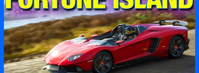 Forza Horizon 4 : FORTUNE ISLAND!! (Car List, Treasure Hunting, Drift Road)