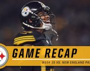 Steelers Snap Losing Streak w/ Big Win Over Patriots | Game Recap