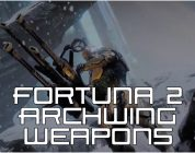 (WF) Top Archwing Ground Weapons For Fortuna Part 2!