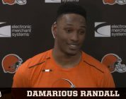 Damarious Randall on Bringing a Big Win to the Dawg Pound | Cleveland Browns