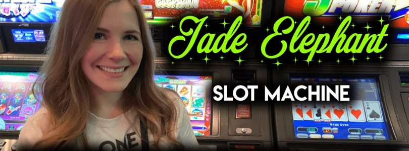 MASSIVE WIN! Jade Elephant Slot Machine BONUS + WINNING BIG at Gambino Slots!