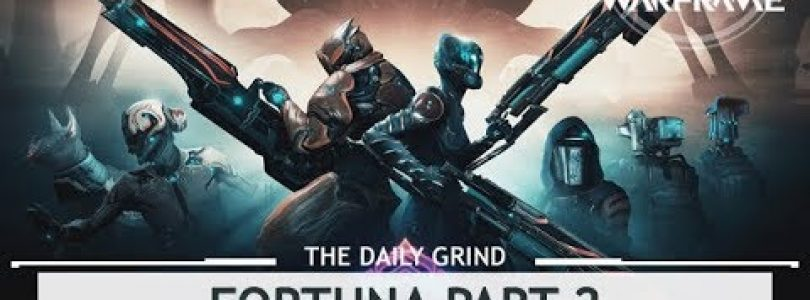 Warframe: Fortuna Part 2 — The Profit Taker [thedailygrind]