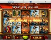Amsterdams casino : Fortunes of Sparta — stake 10 big win!