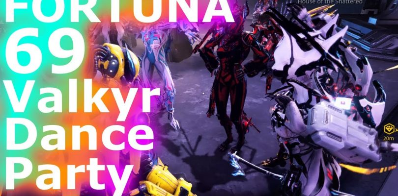 Fortuna 69 dance party