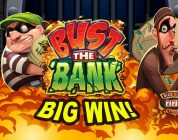 BIG WIN on Bust the Bank Slot — £1.80 Bet