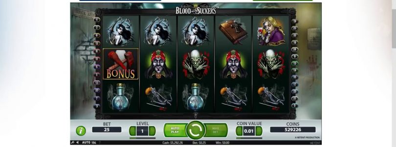 Secrets of Blood Suckers slot