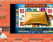 Captain Venture Slot Gives Mega Big Win!!