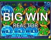 BIG WIN ON REACTOR — RED TIGER
