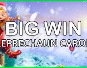 BIG WIN ON LEPRECHAUN CAROL — GIANT SYMBOLS — PRAGMATIC PLAY