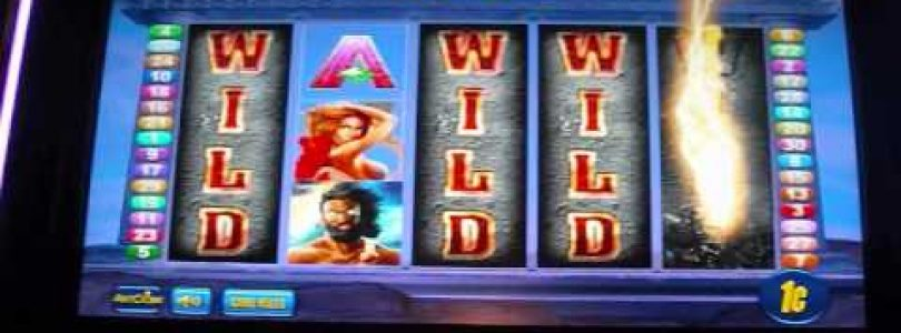 Thunder King OVER 400X HUGE BIG WIN Slot Free Spin Bonus Round