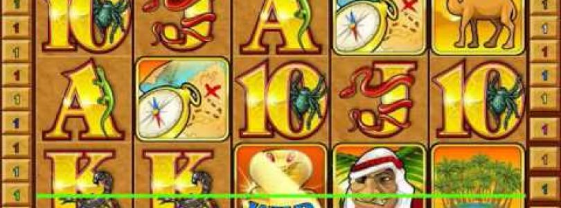 BIG WIN with DESERT TREASURE Slot | 12Win Casino | 12Win Download