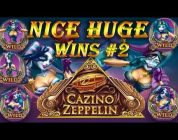 Nice huge wins on Casino Zeppelin slot #2. Yggdrasil Gaming