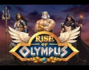 Rise Of Olympus BIG WIN —  Huge win with Hades free spins — Casino games