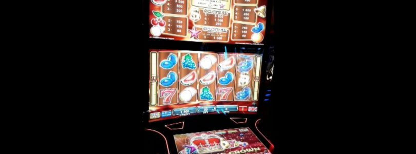 Shining Crown — EGT Super Premier big win video slot casino