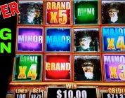 ★SUPER BIG WIN★ The WALKING DEAD 2 Slot Machine MAX BET HUGE WIN |★AWESOME SESSION★ | Live Slot Play