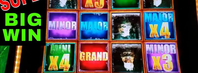 ★SUPER BIG WIN★ The WALKING DEAD 2 Slot Machine MAX BET HUGE WIN  ★AWESOME SESSION★   Live Slot Play