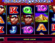Aztec Secret Video Slot — Amatic and Amanet games with Review