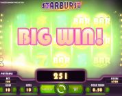 Mega Big Win on Starburst slot at NetEnt Casino! ↓ Get free bonus ↓
