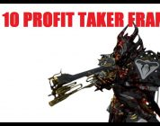 Top 10 Warframes for Profit-Taker with builds l Warframe Fortuna