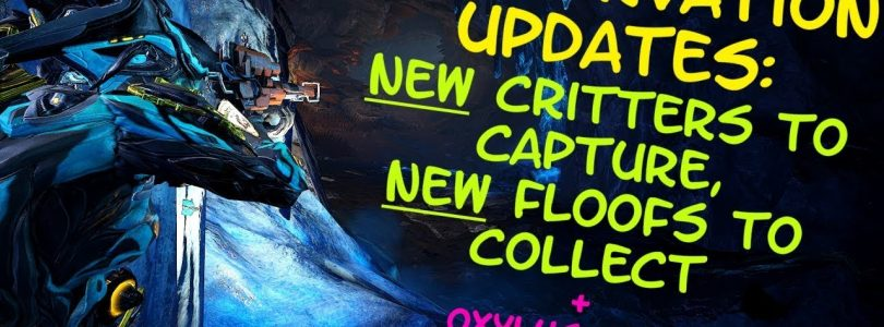 Warframe: Fortuna — New Critters to capture, New Floofs to collect & Oxylus got a great upgrade!!